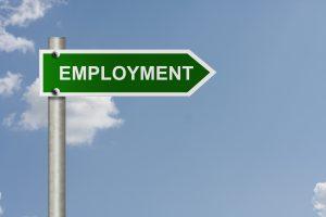 employment-sign